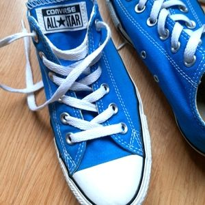 Converse All Stars  Blue Sneakers
